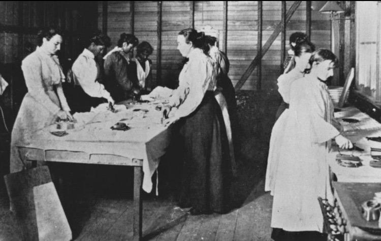 Ironing classes