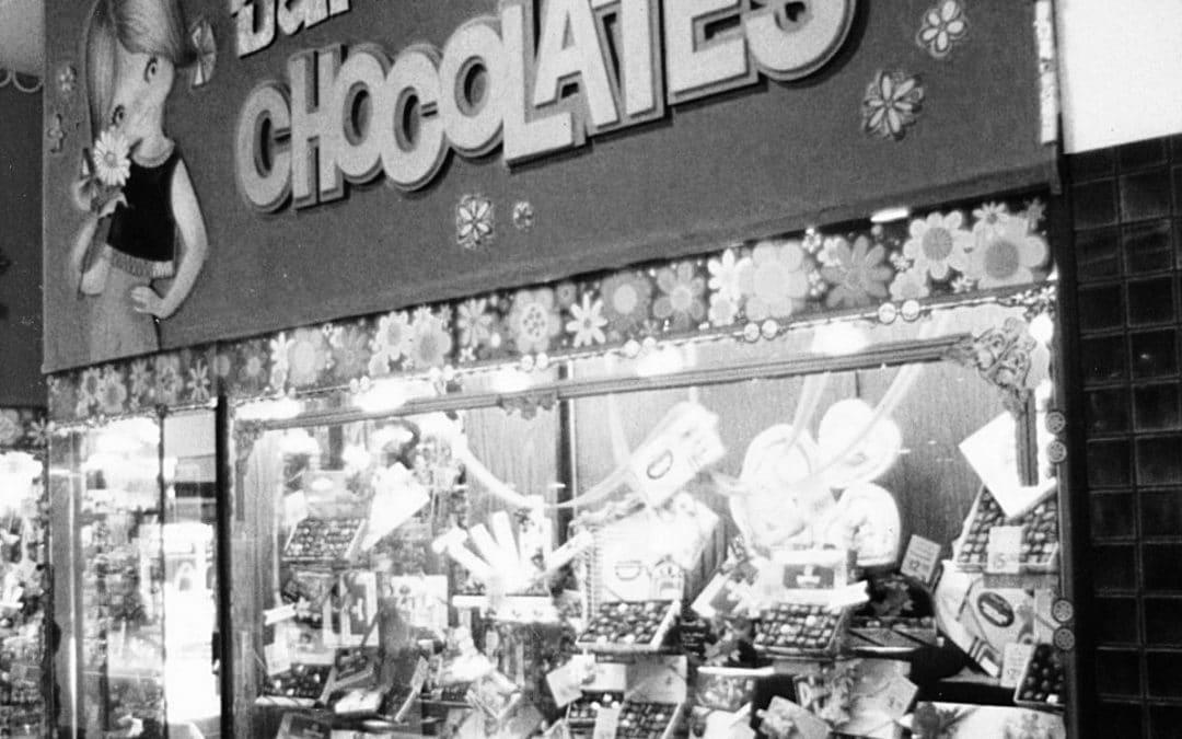 Darrell Lea Chocolate Shop