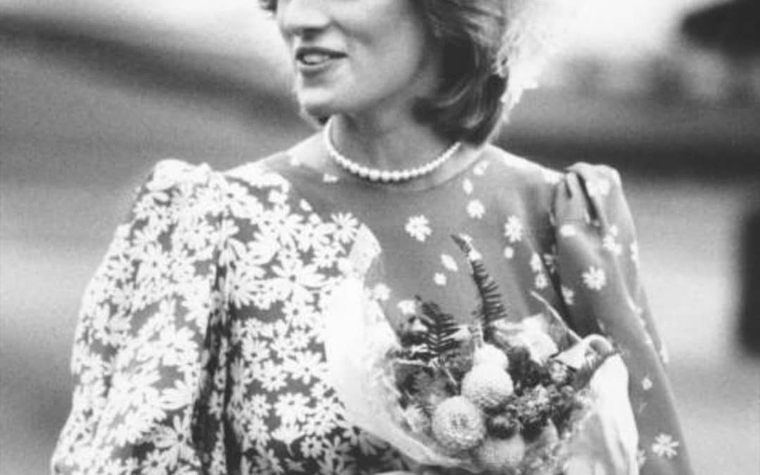 Princess Diana visits Brisbane
