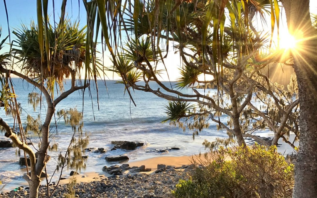 Postcard from Noosa Heads