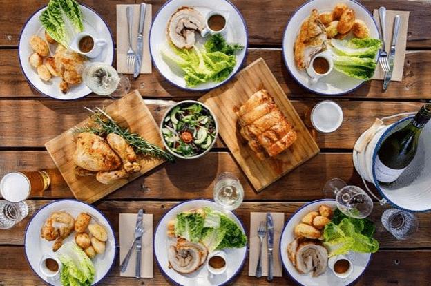 Victoria Park's Rotisserie Kitchen