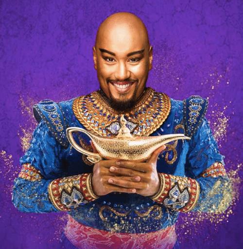 Aladdin bedazzles Brisbane