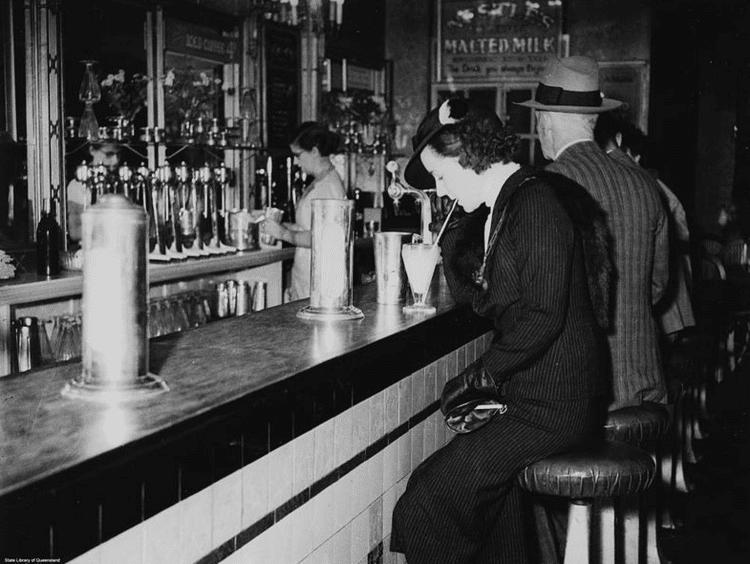 Milk Bar days