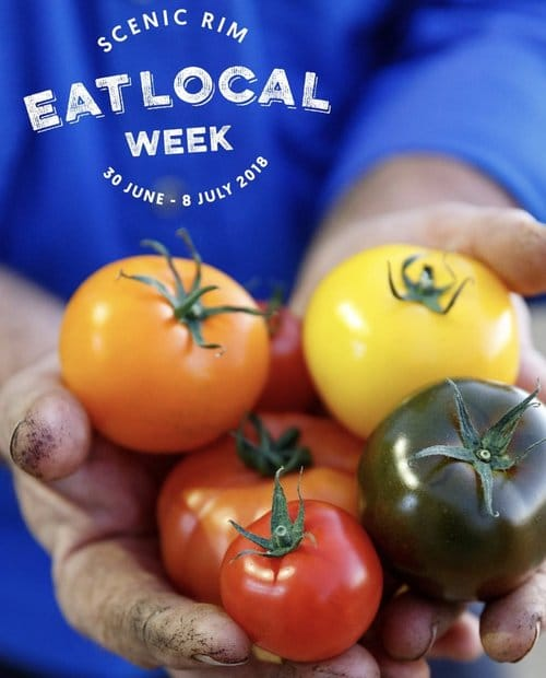 Eat Local Week – Scenic Rim