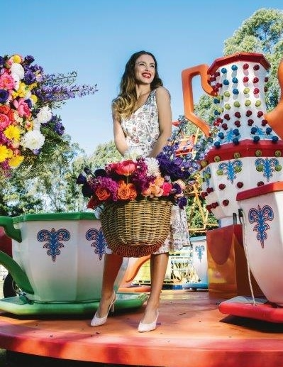 Brisbane Arcade Spring Flower Show to be a fun floralSpring Fairtribute