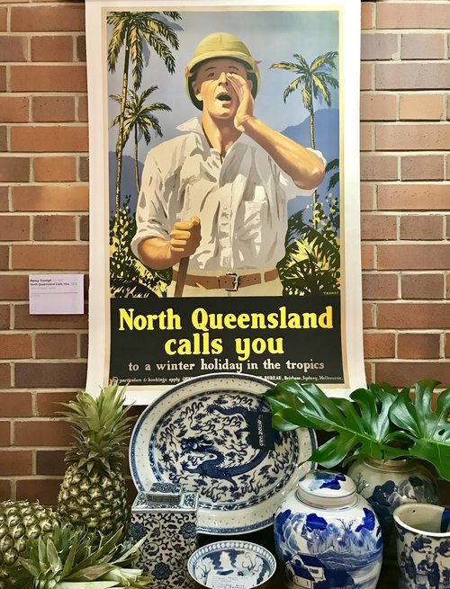 Rare Australian Posters on show in Brisbane