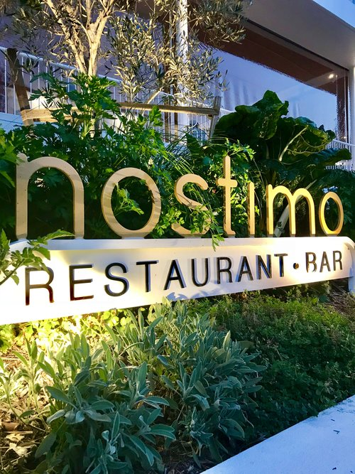 Nostimo Restaurant masterclass