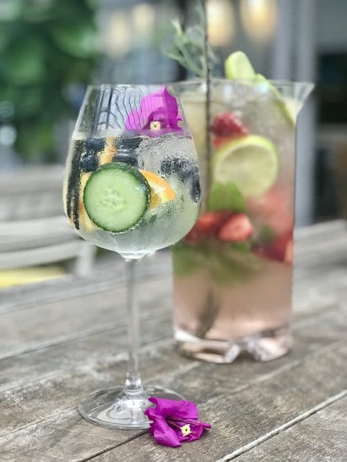 Celebrate International G&T Day at the Regatta Hotel