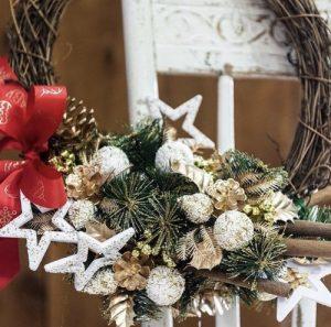 NFM Christmas flower workshops