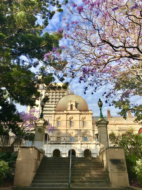 Did you know you can dine at Queensland Parliament?
