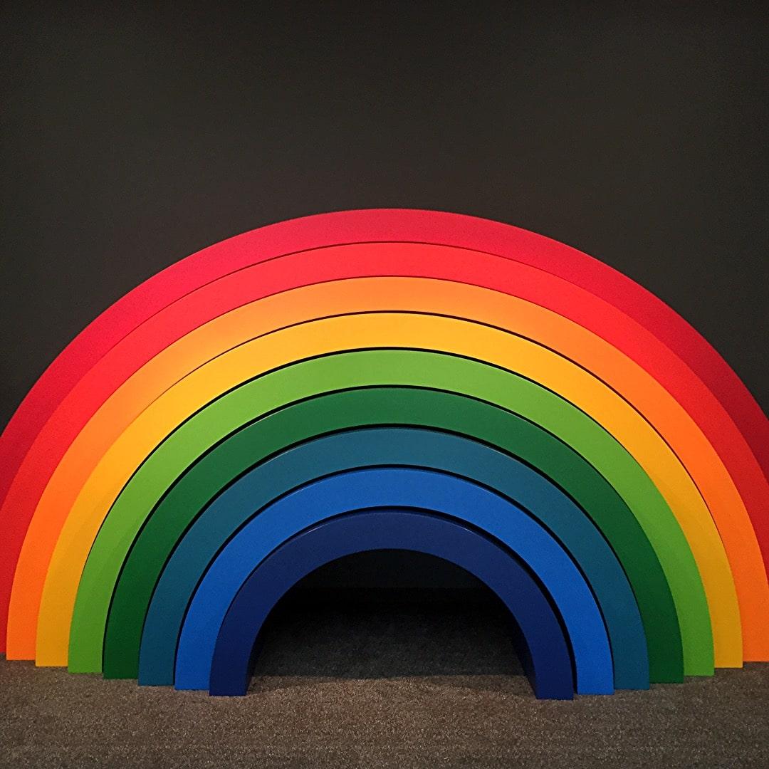 Emily Floyd - Steiner rainbow 2006