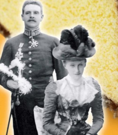 Lord and Lady Lamington. Image credit Australia Post