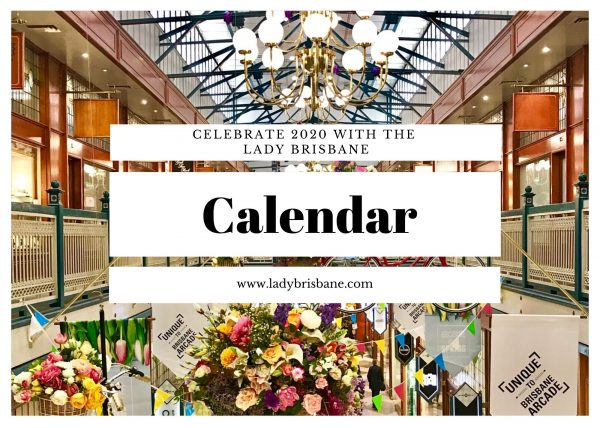 Brisbane Calendar