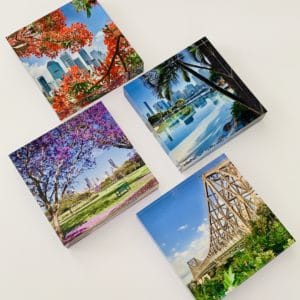 Crystal photo blocks