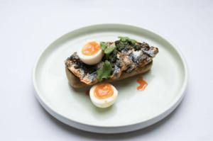 Beau Rumble sardines