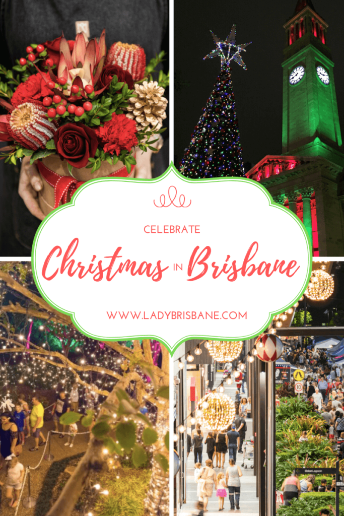 Christmas in Brisbane