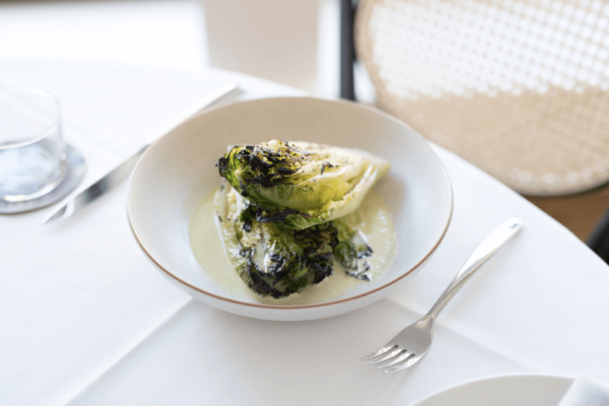 Charred Lettuce Beaux Rumble