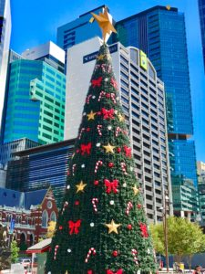 Christmas in Brisbane