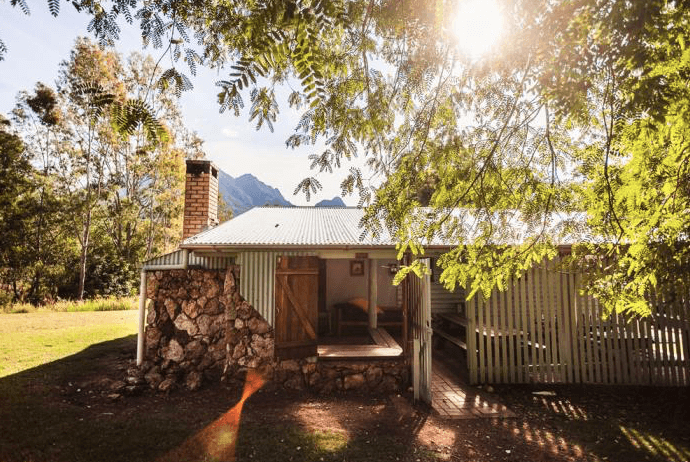 Mt Barney Lodge