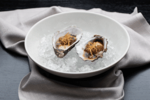 Oysters Beaux Rumble
