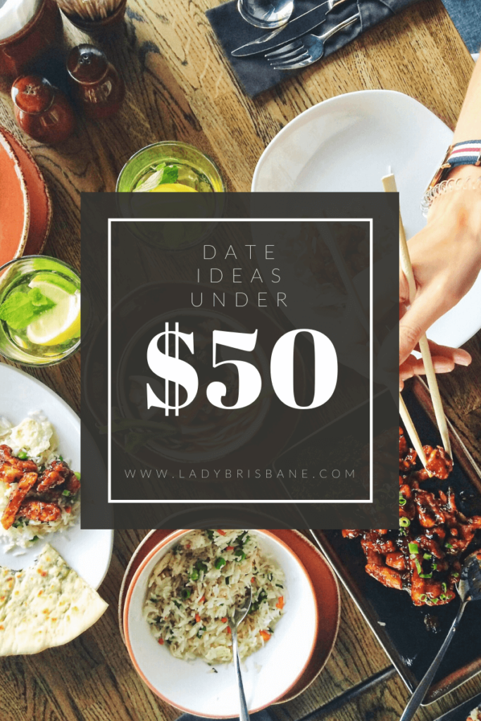 dates ideas under $50