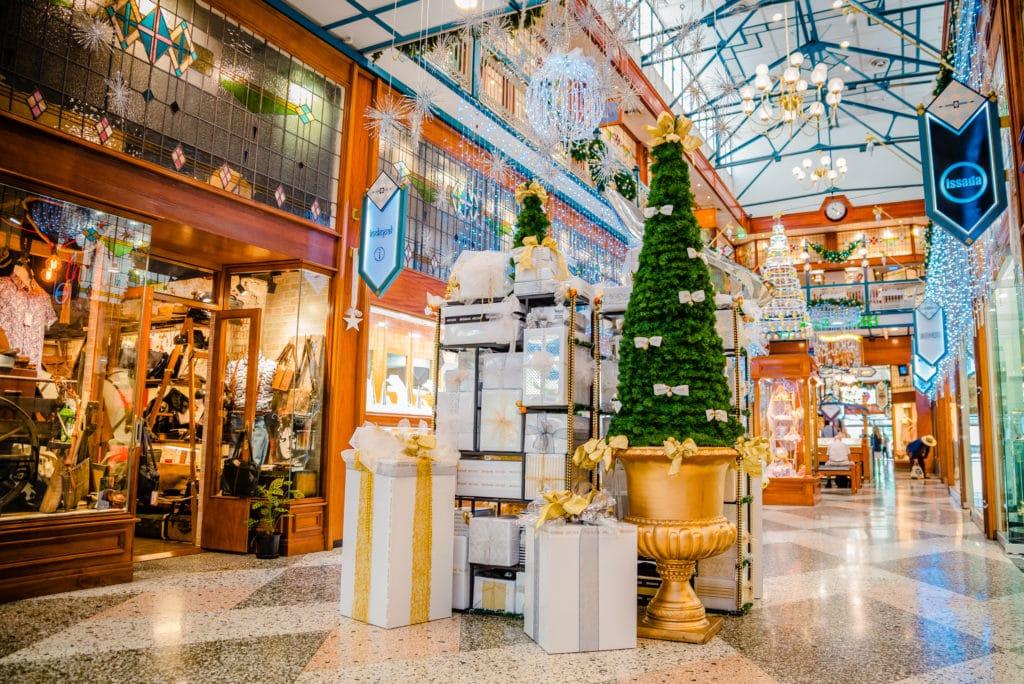 Brisbane Arcade Christmas 2019