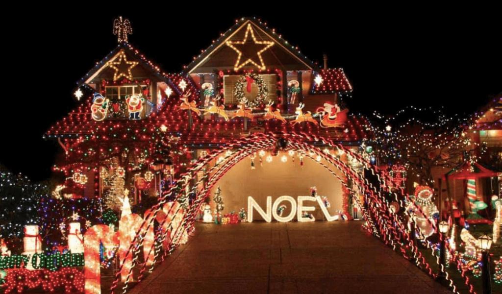 ipswich christmas lights