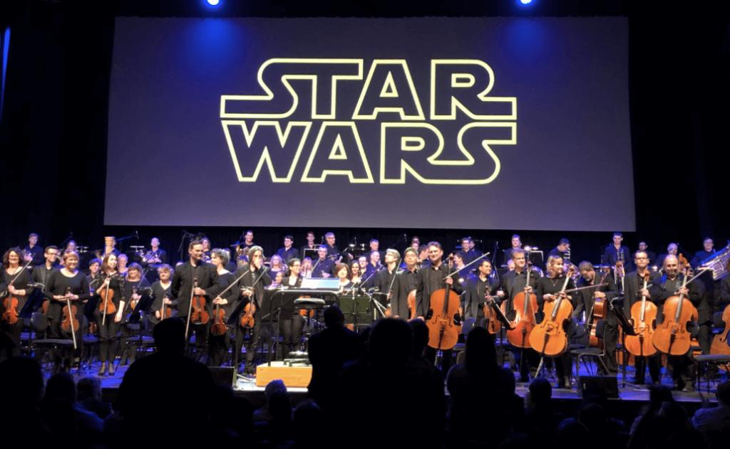 QSO Star Wars