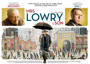 Mrs Lowry & Son film review