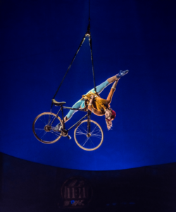 Kurios by Cirque du Soleil_Aerial Bicycle