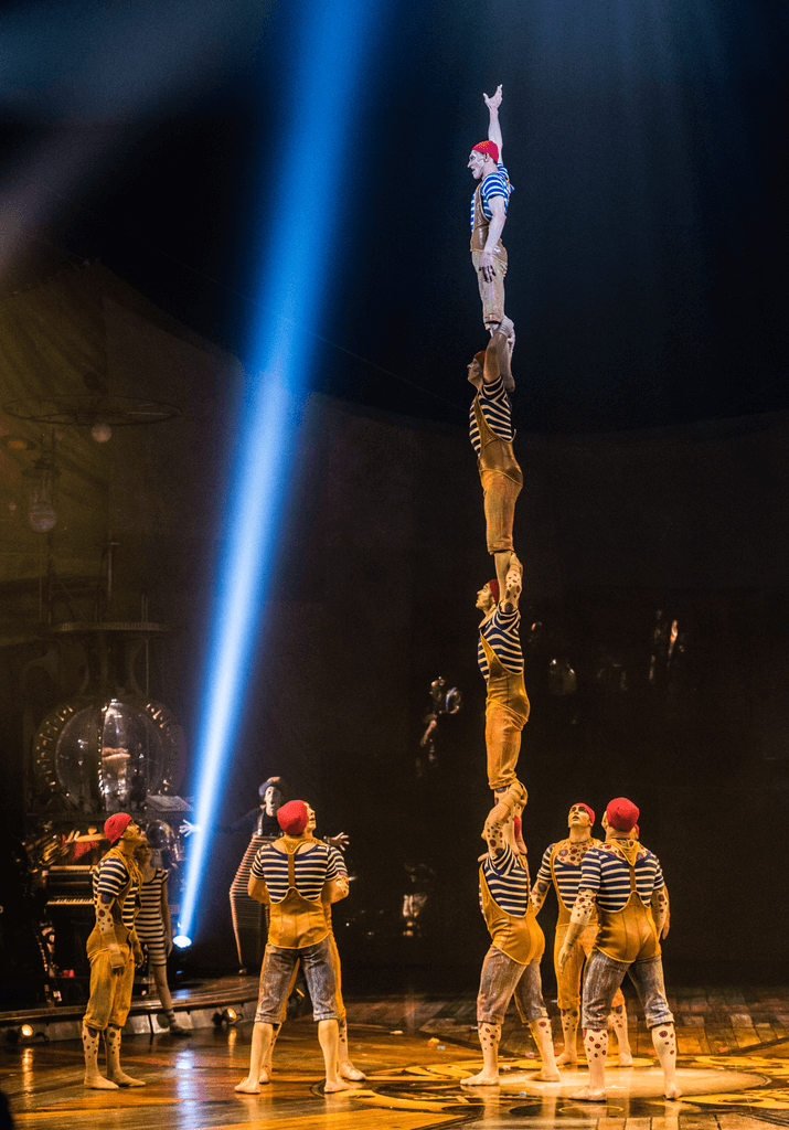 Kurios by Cirque du Soleil_Esprit de Corps Banquine