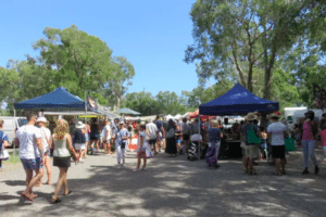 Bardon markets