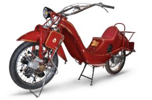 The Motorcycle exhibition GOMA Lady Brisbane 4