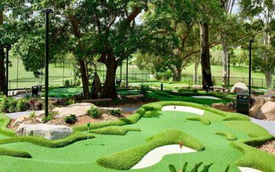 Garden Golf Putt Putt comes to St Lucia