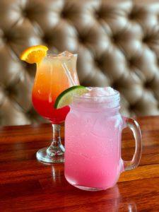 Tap'd hotel cocktails