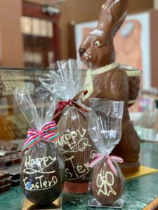 Mayfield Chocolates Easter eggs