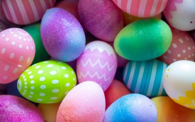 How to enjoy Easter at home