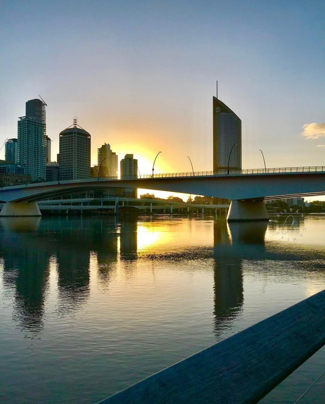 Brisbane sunrise locations