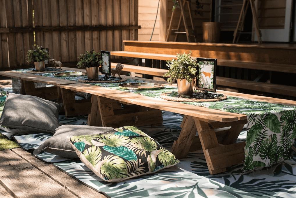 Jungle Safari picnic