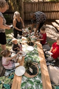 Jungle Picnic package