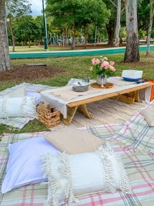 Date Day picnic