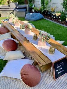 Brisbane boho picnic