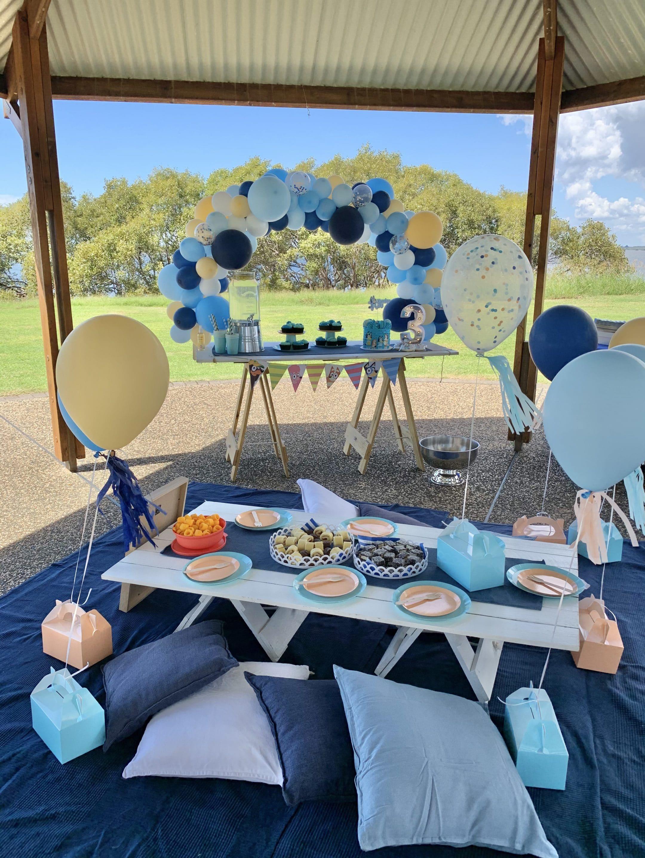 Bluey party copy