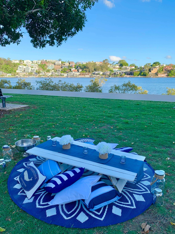 Hamptons picnic