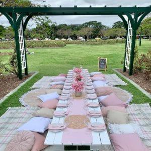 Brisbane picnic New Farm Park