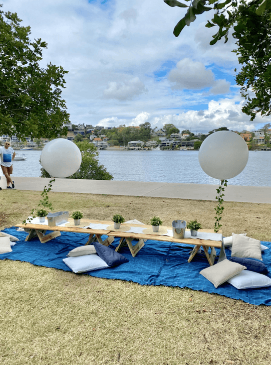 Mr Vintage picnic