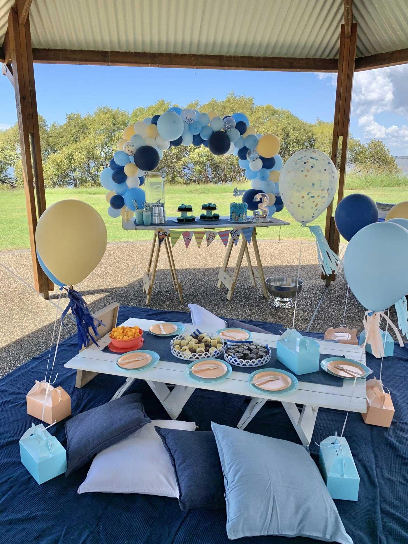 Bluey Party Brisbane