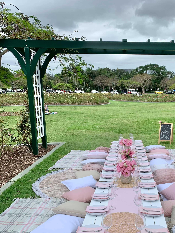 Brisbane Picnic Areas New Farm Park