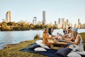 Lady Brisbane group picnics