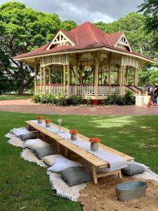 Picnic Areas New Farm Park Brisbane
